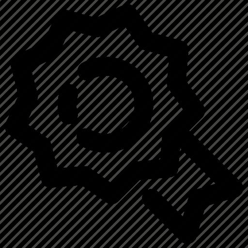 badge, marketing, seo, technology, web, website icon