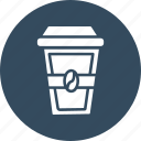 beverage, coffee cup, disposable coffee, hot coffee