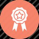 badge, achievement, award badge, banner