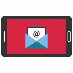 email, envelope, letter, mail, message, messages, mobile, send icon