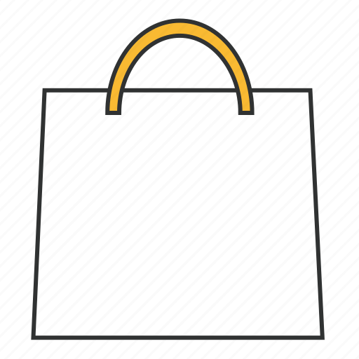 bag, buy, package, products, purchases, sale, shopping icon