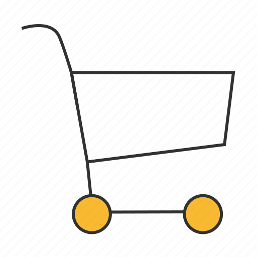 cart, delivery, products, shop, shopping, shopping cart, truck icon