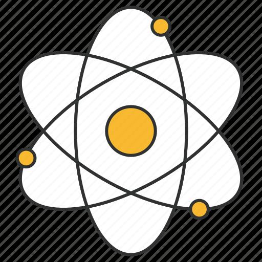 chemistry, education, formula, laboratory, molecula, science, training icon