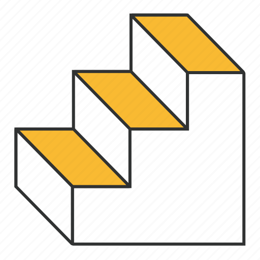 analysis, business, career, climb, growth, staircase, stairway icon