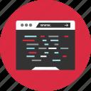 css, html, java, javascript, ruby, ui, ux icon