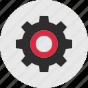 gear, option, rotate, setting, settings icon