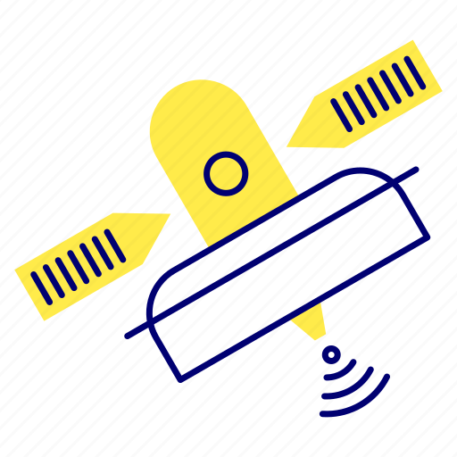 Network, satellite, space icon - Download on Iconfinder