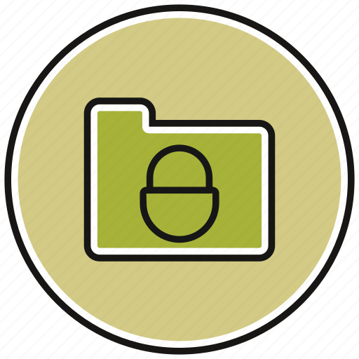 document, documents, file, files, lock icon