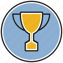 achievement, medal, prize, winner icon