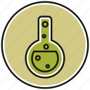 chemicals, chemistry, lab, medical, science, test, tube icon