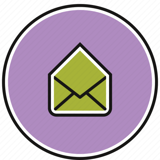 email, envelope, letter, mail, message, notice icon