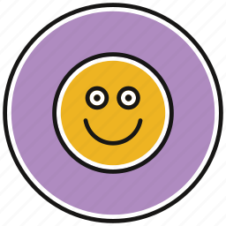emoticons, happy, smiley icon