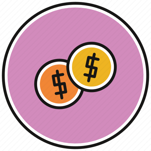 cash, currency, finance, money icon