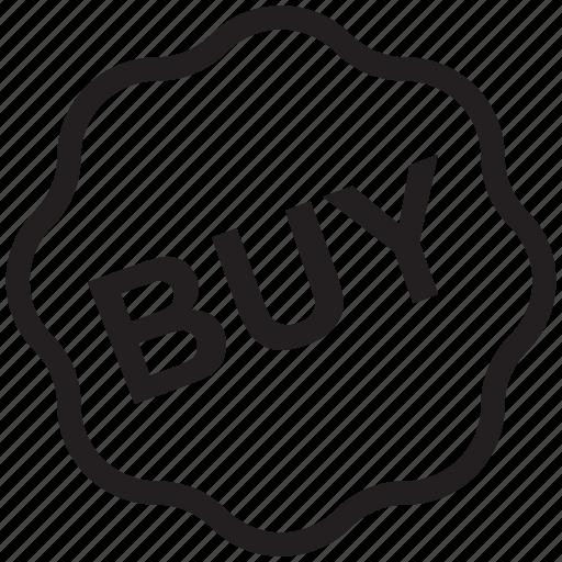 buy button, buy sticker, buy tag, click buy, online buy icon