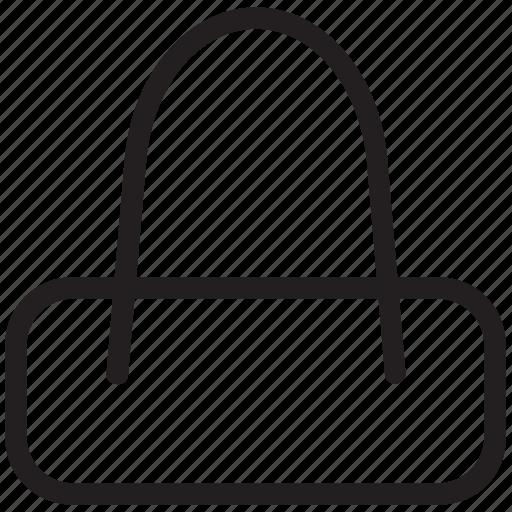 hand bag, ladies purse, purse, shoulder bag, woman hand bag icon