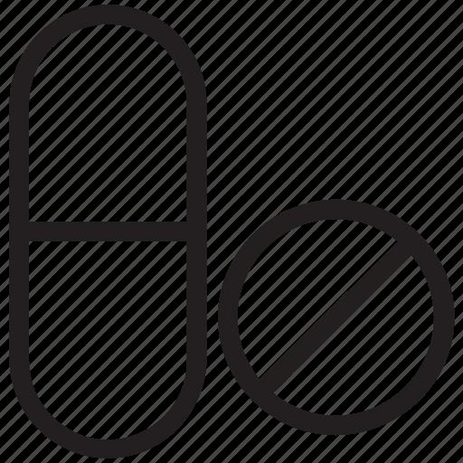 Capsule, drugs, medical pills, medicine, pills icon - Download on Iconfinder