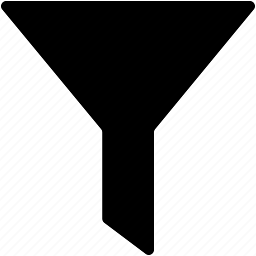 cone, filter, filtering, funnel, pipe icon