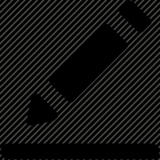 Compose, crayon, edit, pencil, writing icon - Download on Iconfinder