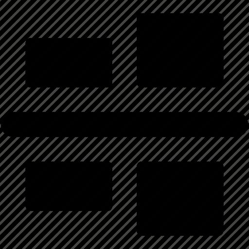 graphic design, graphic tool, interface, left alignment, vertical alignment icon