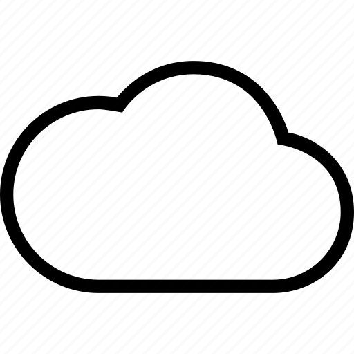 cloud, computing, data, storage icon