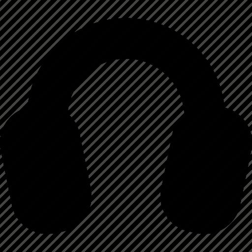 headphones, listening, music, sound, wireless icon