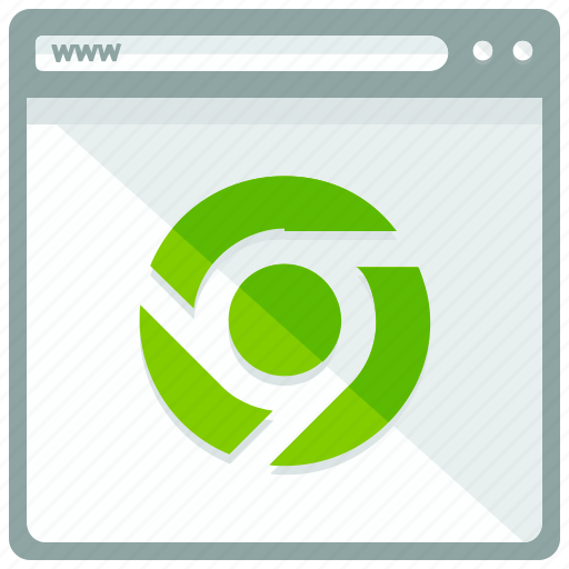 browser, chrome, page, website icon