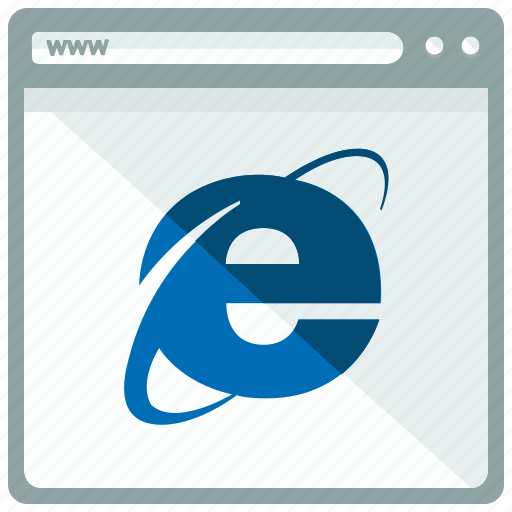 browser, explorer, interface, internet, website icon