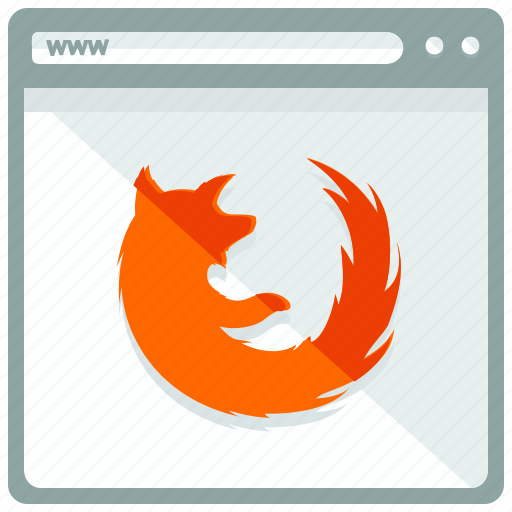 application, browser, firefox, web, webpage, website icon