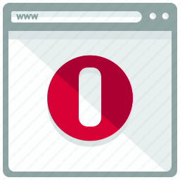 browser, internet, power, web, webpage, website icon