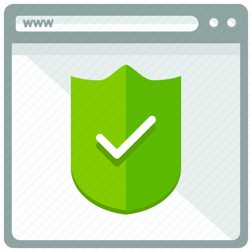 browser, interface, security, website icon