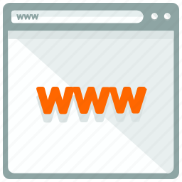 browser, interface, website icon