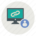 linkwebsiteusersafe icon