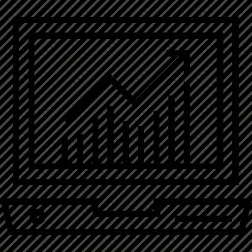 analytics, graph, growth, infographic, statistics icon