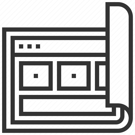 design, developer, document, page, seo, web, website icon