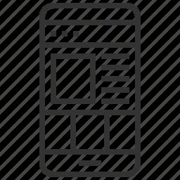 design, optimization, page, seo, smartphone, web, website icon