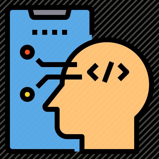 algorithm, browser, computing, interface, internet, ui icon