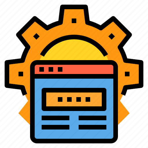 browser, computing, interface, internet, optimization, ui, web icon
