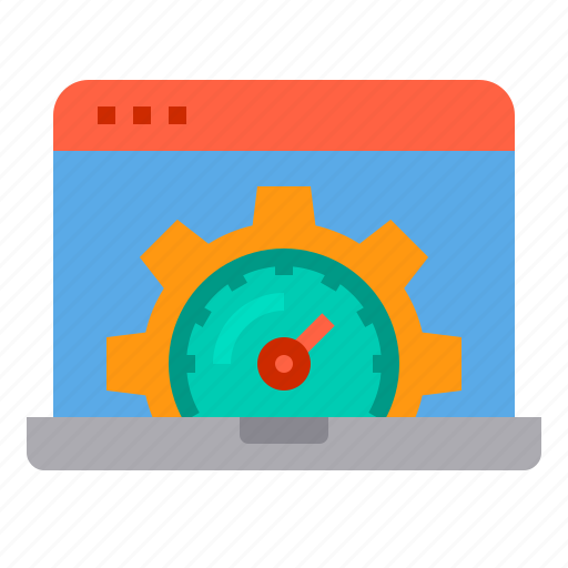 Browser, computing, interface, internet, meter, ui icon - Download on Iconfinder