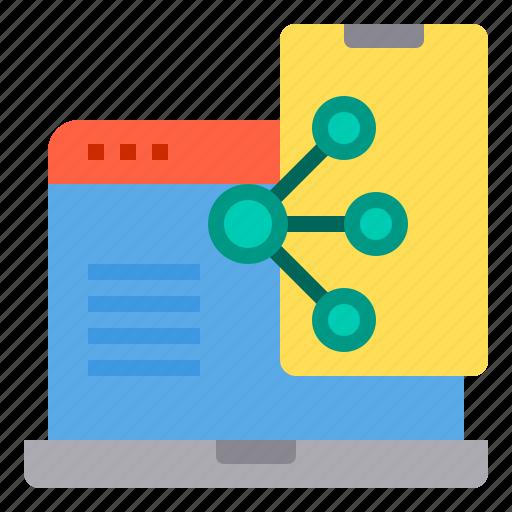 browser, computing, interface, internet, sharing, ui icon