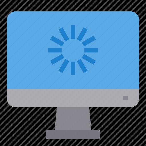 browser, computing, delay, interface, internet, ui, waiting icon