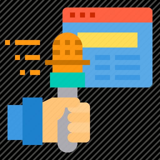 browser, computing, interface, internet, promotion, ui, web icon