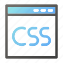 browser, css, interface, programming, web