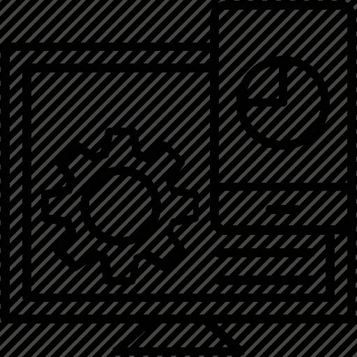 cogwheel, configure, data, data management, preferences icon