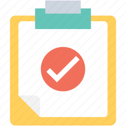 approved, article, article approved, clipboard, report icon