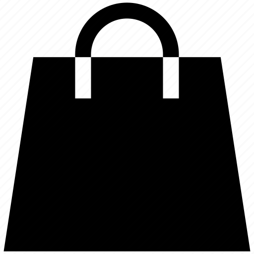 bag, basket, buy, gift bag, package, paper bag, shopping bag icon