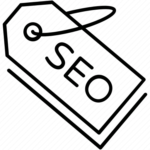 keyword, optimization, seo, seo label, tag icon