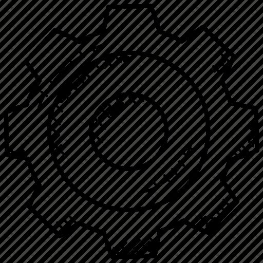 Cog, cogwheel, gear, mechanic, setting icon - Download on Iconfinder