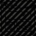 web design blueprint, web layout, website mockup, website prototype, website wireframe icon