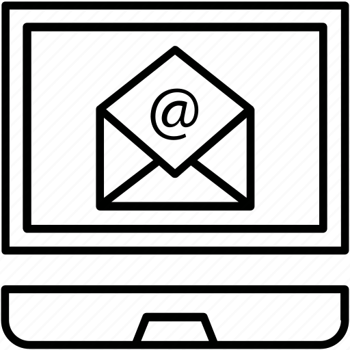 e marketing, email, envelope, letter, mailbox icon