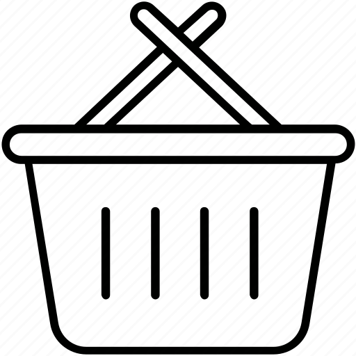 basket, buy, purchase, shopping, store icon
